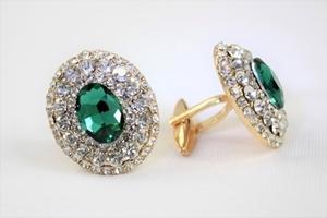 Earrings and Cufflinks CE010 CE010