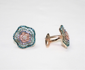 Earrings and Cufflinks CE015 CE015
