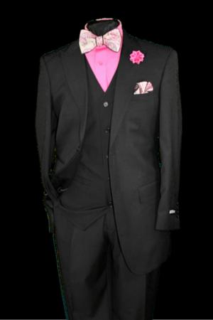 Classic 19 Suit -Black CL19-Black