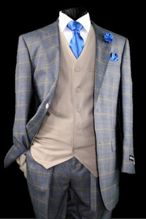 Classic 19 Suit -4 CL19-4