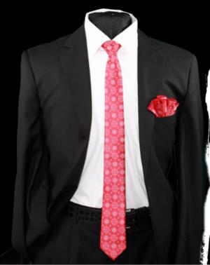 Skinny Tie and Hanky 19066 SKTH-19066