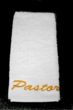 Pastor and Bishop Towel pandbtowel