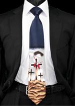 Religious Tie 18046 RMWT-18046