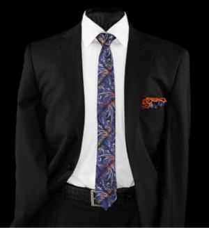 Skinny Tie and Hanky 19064 SKTH-19064