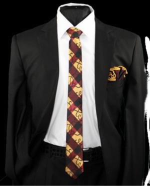 Skinny Tie and Hanky 19076 SKTH-19076