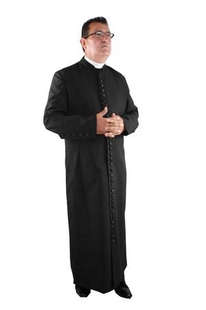 Clergy Cassock 33 Buttons cc33b