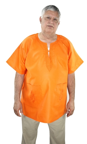 Solid Dashikis Orange soliddashikisorange
