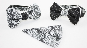 Free Style Double Sided Bow-Tie -PLBT-015 PLBT-015