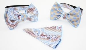 Free Style Double Sided Bow-Tie -PLBT-016 PLBT-016