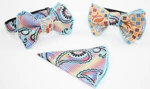 Free Style Double Sided Bow-Tie -PLBT-019 PLBT-019