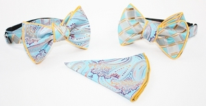 Free Style Double Sided Bow-Tie -PLBT-020 PLBT-020