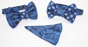 Free Style Double Sided Bow-Tie -PLBT-028 PLBT-028