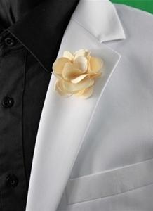 Petal Lapel Flower-11360 PLF-11360