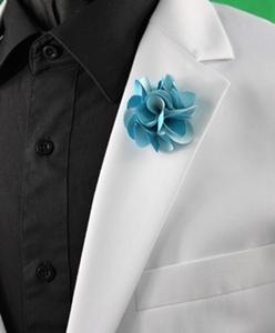 Petal Lapel Flower-13258 PLF-13258