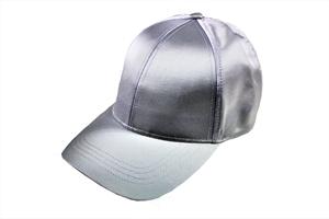Baseball Cap- Silver bbcsilver