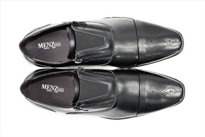 Zip on Menz 011 Black ZIPONMENZ011-Black