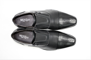 Zip on Menz 012 Black ZIPONMENZ012-Black