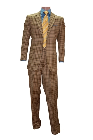 2pc 2button Basic Suit Only-Gold 2pcsuitonlygold