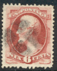148 6c Lincoln, carmine, without grill, Used Minor Defects #148usedmd