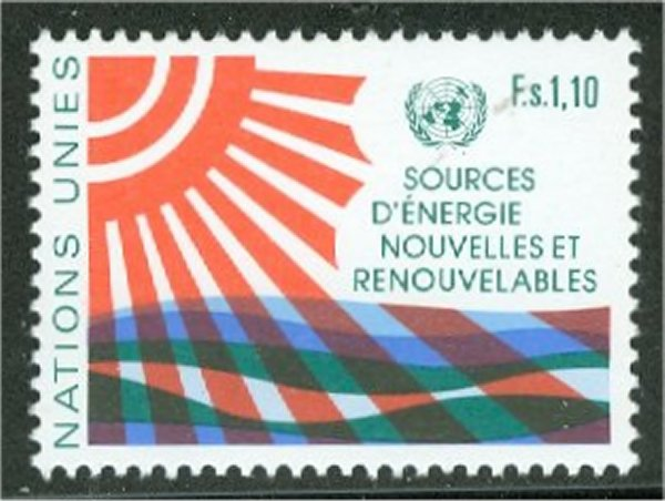 UNG 102 1.10 fr. Energy Conference UNG Inscription Block #ung102mi