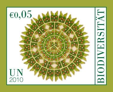UNV 469-70 .05e, .20e Year of Biodiversity Mint NH #ung469