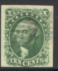 14 10c Washington Type II AVg Used 14UAVG