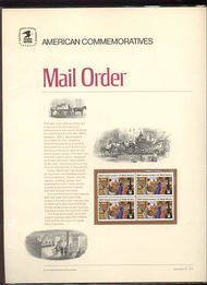 1468 8c Mail Order USPS Cat. 2 Commemorative Panel cp002