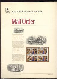 1468 8c Mail Order USPS Cat. 2 Commemorative Panel cp002