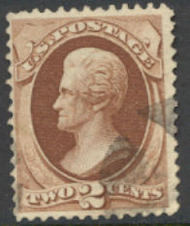 146 2c Jackson brown, without grill, AVG Used 146usedavg