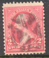 252 2c Washington, Triangle III, AVG Used 252usedavg