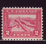 402 2c Pan-Pacific Balboa, carmine, Perf 10, Mint NH Minor Defects 402nhmd