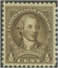 704 1/2c Washington Bicentennial F-VF Mint NH 704nh