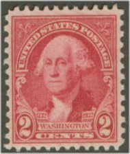707 2c Washington Bicentennial F-VF Mint NH 707nh