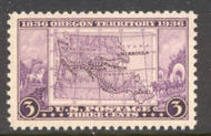783 3c Oregon F-VF Mint NH 783nh