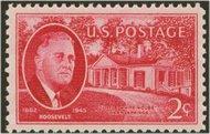931 2c F.D.Roosevelt F-VF Mint NH 931nh