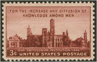 943 3c Smithsonian Used 943used