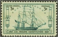 951 3c Constitution F-VF Mint NH 951nh