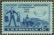 1007 3c American Auto F-VF Mint NH 1007nh