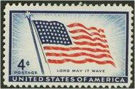 1094 4c 48 Star Flag F-VF Mint NH 1094nh