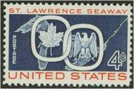 1131 4c St. Lawrence Seaway F-VF Mint NH 1131nh