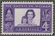 1152 4c American Women F-VF Mint NH 1152nh
