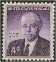 1161 4c Robert A. Taft F-VF Mint NH 1161nh