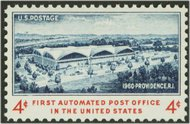 1164 4c Automated Post Office F-VF Mint NH 1164nh