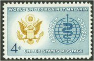 1194 4c Malaria Education F-VF Mint NH 1194nh