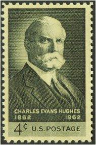 1195 4c Charles E. Hughes F-VF Mint NH 1195nh