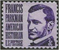 1281 3c Francis Parkman F-VF Mint NH 1281nh
