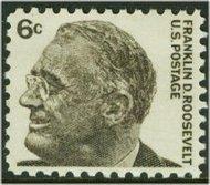 1284 6c F.D. Roosevelt F-VF Mint NH 1284nh