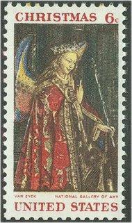 1363 6c Christmas, Gabriel F-VF Mint NH 1363nh