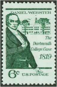 1380 6c Dartmouth College used 1380used