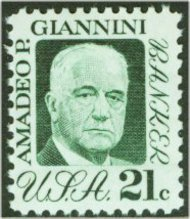 1400 21c A. Giannini F-VF Mint NH 1400nh